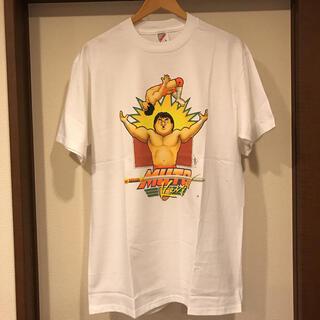 新品 デッドストック 90's vintage 武藤敬司 グレートムタ Tシャツ