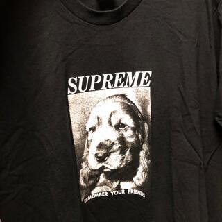 Supreme - supreme tee L tシャツ 犬