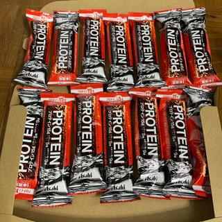 アサヒ - 14本 1本満足プロテインバー 一本満足 アサヒ プロテイン チョコ