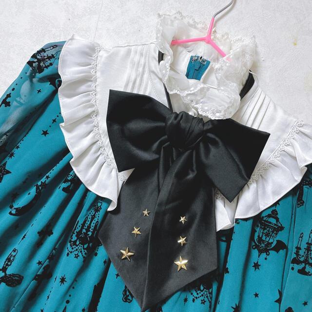 Angelic Pretty(アンジェリックプリティー)のホーリーランタン OP レディースのワンピース(ひざ丈ワンピース)の商品写真