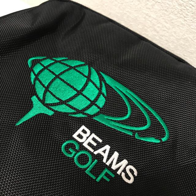 BEAMS(ビームス)のbeams golf アイアン用ヘッドカバー スポーツ/アウトドアのゴルフ(その他)の商品写真