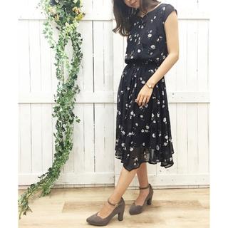 Noela - Noela ノエラ オリジナルフロッキー小花柄スカート