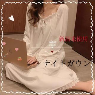 ルームウェア ホワイト 韓国 パジャマ 部屋着 おうちデート 可愛い