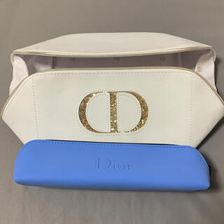 Dior - Dior      ノベルティー  ポーチ  2点