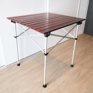 コールマン(Coleman)の【coleman/コールマン】 廃盤品 テーブル ウッドロールテーブル(アウトドアテーブル)