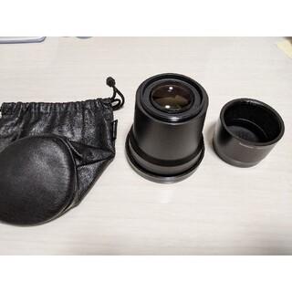 パナソニック(Panasonic)のテレコンバージョンレンズ&レンズアダプタ(レンズ(単焦点))