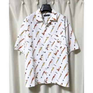 プレイボーイ(PLAYBOY)のフリークスストア 別注 プレイボーイ 半袖 シャツ L 定価10,584円(シャツ)