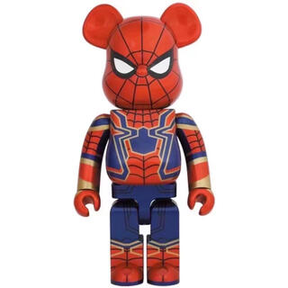 bearbrick iron spider 1000%