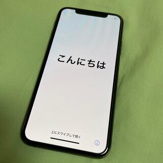 アイフォーン(iPhone)のiPhone XS 256GB 本体 (Sim free)(スマートフォン本体)