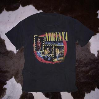NUMBER (N)INE - Nirvana Muddy BanksVintage T-shirt