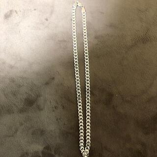 アヴァランチ(AVALANCHE)のシルバー925 喜平ネックレス 50cm   6.5mm (ネックレス)