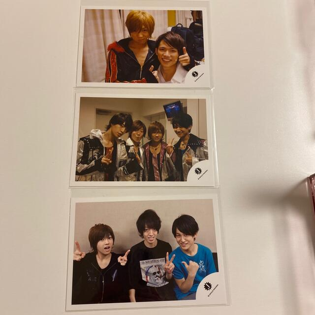 Johnny's(ジャニーズ)の写真 安井森田萩谷諸星仲田 エンタメ/ホビーのタレントグッズ(アイドルグッズ)の商品写真