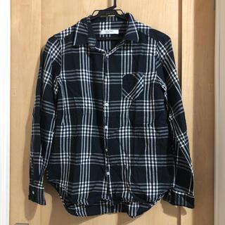 バックナンバー(BACK NUMBER)のシャツ BACK NUMBER バックナンバー チェック レディース(シャツ/ブラウス(長袖/七分))