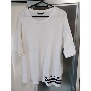 アトウ(ato)のato カットソー ホワイト 46(Tシャツ/カットソー(半袖/袖なし))
