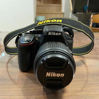 Nikon - Nikon D5300 AF-S18-55mmレンズキット ショット数少