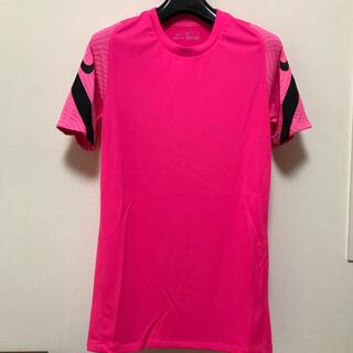 ナイキ(NIKE)の【新品未使用】NIKE DRI FIT Tシャツ ピンク(ウェア)