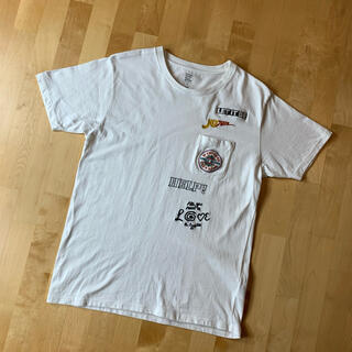 Design Tshirts Store graniph - DesignTshirtsStoregraniph BEATLES刺繍TシャツM