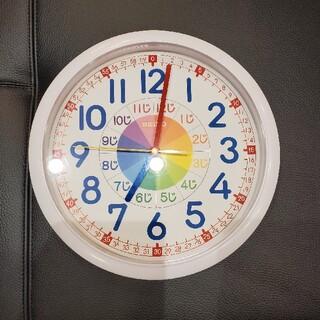 SEIKO - セイコークロック掛け時計知能アナログ