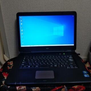 NEC - SSD搭載♪NEC VX-B ①大画面ノートパソコン♪オフィス入りで即使用可能♪