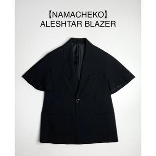 RAF SIMONS - 【NAMACHEKO】19SS ALESHTAR BLAZER