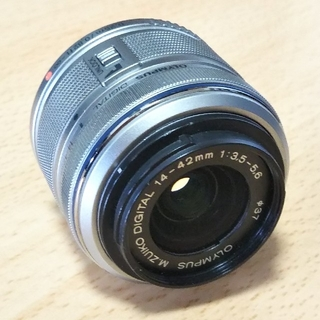 オリンパス(OLYMPUS)のOlympus M.Zuiko DIGITAL 14-42mm(レンズ(ズーム))