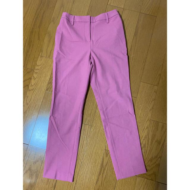 PLST(プラステ)のPLST ウォームリザーブパンツ pink レディースのパンツ(カジュアルパンツ)の商品写真