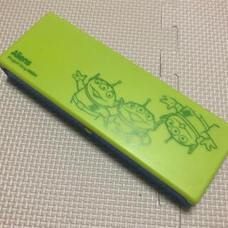 ディズニー(Disney)のディズニー リトルグリーメン 筆箱 トイストーリー(ペンケース/筆箱)