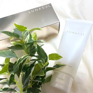 ルナソル(LUNASOL)のLUNASOL ルナソル スムージングジェルウォッシュ 洗顔料 150g(洗顔料)