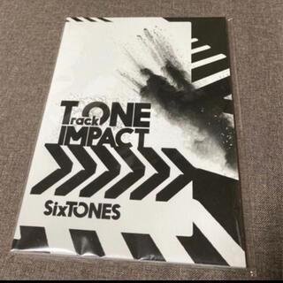 Johnny's - SixTONES TrackONE IMPACT パンフレット
