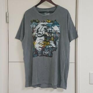 MARVEL - MARVEL マーベル Tシャツ アメコミキャラクター古着 ビッグシルエット