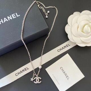 CHANEL - CHANEL ネックレス Pierce