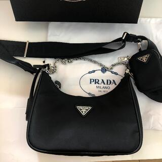 PRADA - PRADAナイロンショルダーバッグ