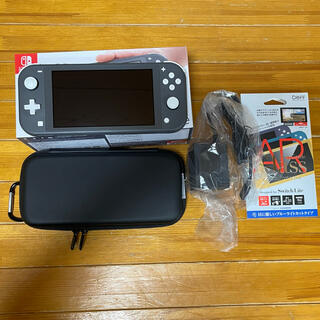 Nintendo Switch - Nintendo Switch Lite グレー(used 中古)