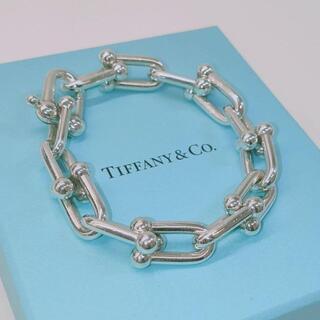 Tiffany & Co. - Tiffany ハードウェア ラージ ブレスレット Lサイズ ティファニー
