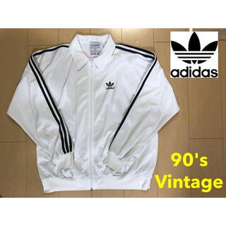 adidas - 90's adidas アディダス ヴィンテージ トレフォイル ジャージ