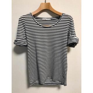 イエナ(IENA)のIENAボーダーシャツ(Tシャツ/カットソー(半袖/袖なし))