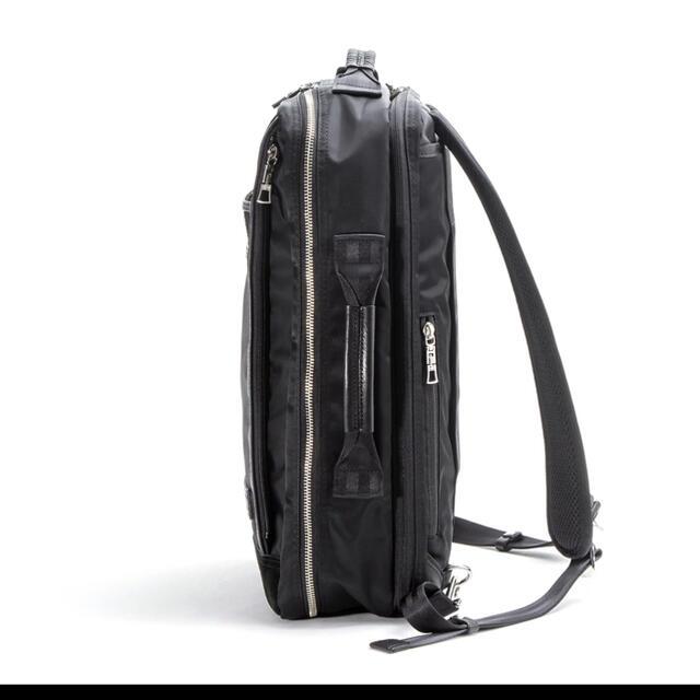 master-piece(マスターピース)の【新品】マスターピースLIGHTNING 高密度ナイロン リュック バッグパック メンズのバッグ(バッグパック/リュック)の商品写真