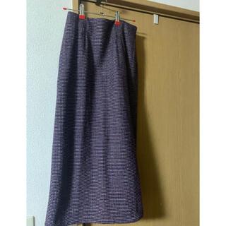 NICE CLAUP - NICECLAUPタイトスカート