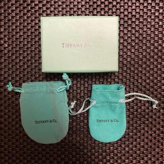 ティファニー(Tiffany & Co.)のTiffany 巾着袋 2個セット(ポーチ)