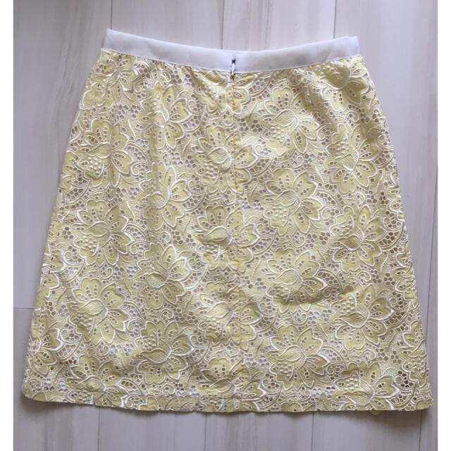 sacai luck(サカイラック)のサカイラック sacai luck  レーススカート 試着のみ レディースのスカート(ひざ丈スカート)の商品写真