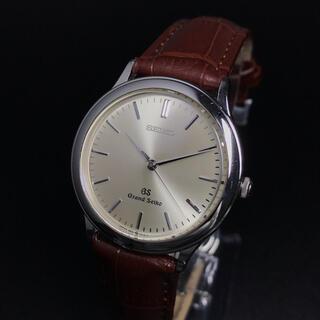 Grand Seiko - 【良品 稼働品】 グランドセイコー 腕時計 GS 確実正規品 メンズ クォーツ