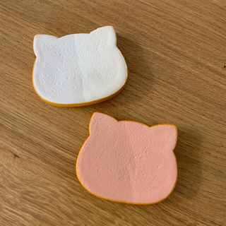 ふわふわ猫パン♡ガチャガチャ(キャラクターグッズ)