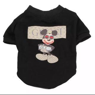 ディズニー(Disney)のGUCCI風ミッキー 犬用 服(犬)