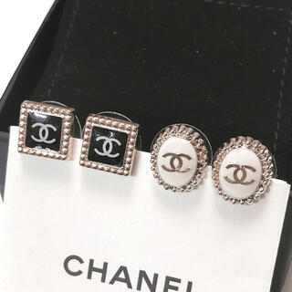 CHANEL - ピアス  ヴィンテージ2点セット  519