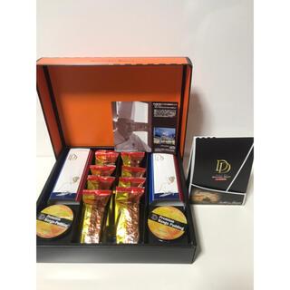 ドミニク ドゥーセ ティータイムコレクションとサブレ&コーヒーセット(菓子/デザート)