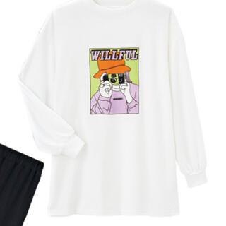 シマムラ(しまむら)の2021しまむら福袋 未開封 ロンT(Tシャツ(長袖/七分))