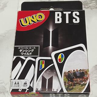 ボウダンショウネンダン(防弾少年団(BTS))のBTS UNO 公式(トランプ/UNO)