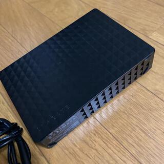 ELECOM - エレコム SEAGATE 1tb 外付hddレコーダー SRD0NF2