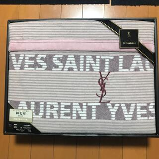 Yves Saint Laurent Beaute - イブサンローラン 毛布