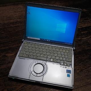 Panasonic - Panasonic Let's Note CF-S10 SSD128GB 中古